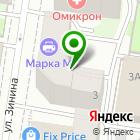 Местоположение компании Марка М