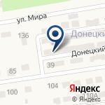 Компания Донецкий на карте