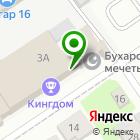 Местоположение компании ВКО-Сервис