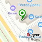 Местоположение компании КомплектСтрой Мастер