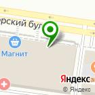 Местоположение компании Веб-студия Алексея Гончарова