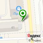 Местоположение компании Паутинка
