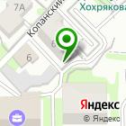 Местоположение компании Советская