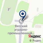 Компания Вятский государственный аграрно-промышленный техникум на карте