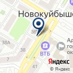 Компания Банк ВТБ 24, ПАО на карте