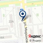 Компания ЭЛЕКТРО на карте