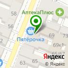 Местоположение компании Творческая мастерская Ольги Виноградовой