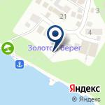 Компания Бережок на карте
