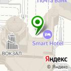 Местоположение компании Крылья советов