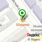 Местоположение компании Гурманов