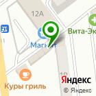 Местоположение компании Магазин цветов