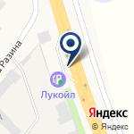Компания АЗС Лукойл на карте