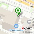 Местоположение компании Цифровые Технологии