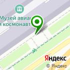 Местоположение компании АПС