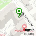Местоположение компании Спецодежда-СЗ