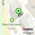 Местоположение компании ФЛЕКС-СПОРТ