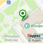 Местоположение компании САМАРСКОЕ СПОРТИВНОЕ АГЕНТСТВО