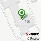 Местоположение компании Елабужская мебельная фабрика