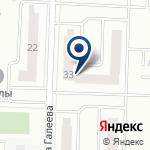 Компания ДОМКОР на карте