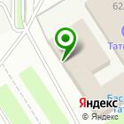 Местоположение компании Татнефть