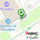 Местоположение компании Татнефть, ПАО