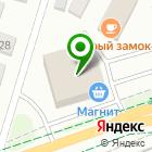 Местоположение компании МЕБЕЛЬТОРИЯ