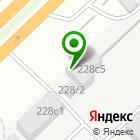 Местоположение компании АВТОСТРОКА