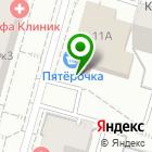 Местоположение компании Киоск по продаже питьевой воды