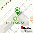 Местоположение компании ТатЖилИнвест, КПКГ