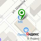 Местоположение компании Электромастер