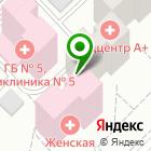 Местоположение компании Инеш