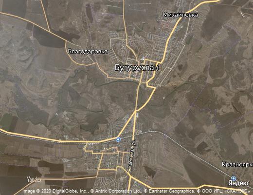 Город Бугуруслан, фото, видео, полезная информация   400x520