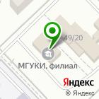 Местоположение компании Протагор