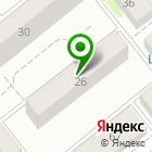 Местоположение компании Декомат