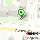 Местоположение компании Техноавиа-Уфа