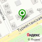 Местоположение компании Оренбургсельэнергосбыт