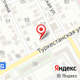 Магазин автоэмалей на Туркестанской