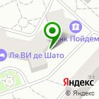 Местоположение компании Клиника доктора Андрейчева