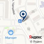 Компания УфаАгроХим на карте