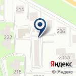 Компания Цифровые системы связи на карте