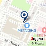 Компания Грузчиков-сервис на карте