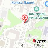 Автостоянка на ул. Гоголя, 19 к1