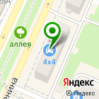 Местоположение компании 4х4