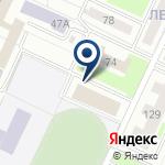 Компания УралСтрой на карте