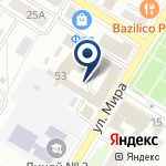 Компания Откосы+ на карте