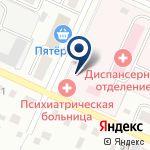 Компания С иголочки на карте