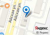 Тур1000.ру на карте