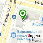 Местоположение компании Уфимский оконный сервис