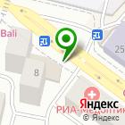 Местоположение компании Восток-Сервис-Уфа