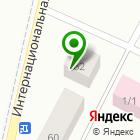 Местоположение компании Алексеевское сельпо